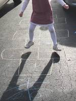 Hopscotch Shadow