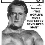 """97-lb. Weakling -- Charles Atlas ad"" by arcaniumantiques"
