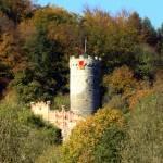 """Castle Hauenstejn"" by Artsart"