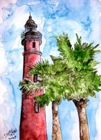 ponce inlet lighthouse florida