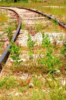 old railroad track off industrial blvd, Dallas TX