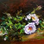 """""""Wild Roses"""" by marinazavalova"""