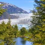 """Mendenhall Glacier, Juneau, AK"" by erbephoto"