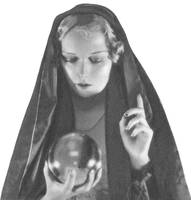 Fortune-Teller, 1932 (photographer unknown)