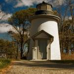 """Old Light House Cape Cod"" by dapixara"