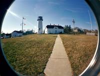 Chatham, Cape Cod Lighthouse Fisheye
