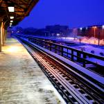 """wilson station on the red line"" by kimjenkins"