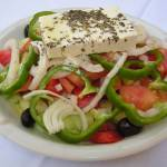 """Small Garden Salad in Crete"" by matt707"