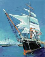 Tallship Star of India San Diego