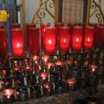 """Candles at St Francis of Assisi Cathedral"" by jtagliaferro"