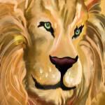 """The Great Lion"" by jennifernicole"