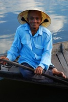 Man in Boat II