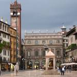 """wide view piazza erbe"" by snance"