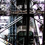"""Eiffel Tower - Urban 1"" by LeslieTillmann"