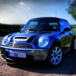 """MINI Cooper S processed"" by mackney"