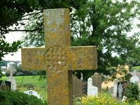 Graveyard Cross