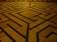 Ely cathedral maze