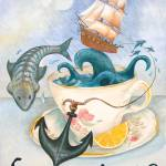 """Storm in a teacup"" by victoriasponge"