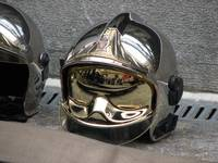 The Firemans Helmet