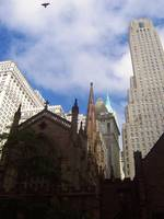 Trinity Church; Financial District, NYC