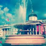 """the trafalgar square,london"" by ursyka"