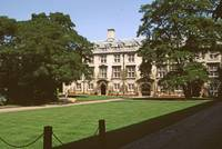 Sidney Sussex College Garden