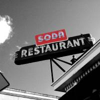 Soda IMG_8795_edited-1 signed Art Prints & Posters by Dick Goodman