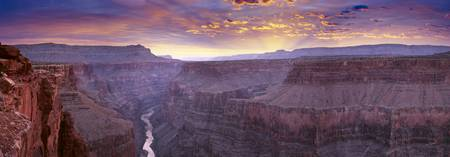 Grand Canyon, Toroweap Tuweep Panorama