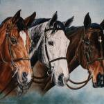 """""""THREE MUSKATEERS"""" by carolbieringhendrix"""
