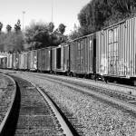 """Boxcars"" by BobRoss75"