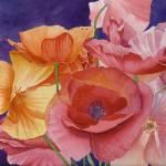 """Where Poppies Grow"" by BonArt"