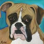 """Boxer 2"" by MichelleNoe"