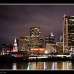 """Happy Holidays - San Francisco"" by PhotosByKMT"