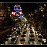 """Vegas by Night #3"" by PhotosByKMT"
