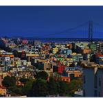 """Colors of San Francisco"" by PhotosByKMT"