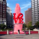 """The Infamous Love Park"" by drowninsanity"