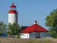 Nine Mile Point Lighthouse