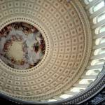"""Ceiling of the Rotunda, Capitol Dome"" by EdCooper"