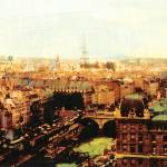 """Across Paris by Riccoboni"" by BeaconArtWorksCorporation"