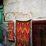 """Turkish Rugs By A Blue Door"" by joshuaphotography"