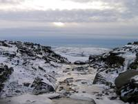 Kinder Scout Downfall