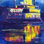 """Ferry Boat II"" by dianeboatright"