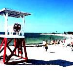 """Beach Chair"" by JanetStearns"