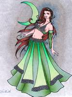 Cancer Belly Dancer
