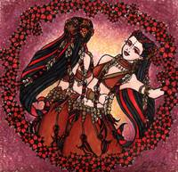 Gemini Tribal Belly Dancers