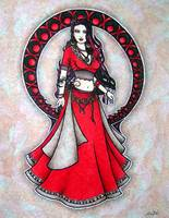Scorpio Belly Dancer