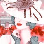 """UNE FEMME PENSIVE"" by Jvelasco"
