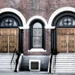 """""""Gothic Doorway Double Grunge"""" by cferrin"""