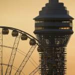 """Casino and Sky Wheel"" by cferrin"