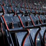 """Old Fenway Stadium Seats"" by cferrin"